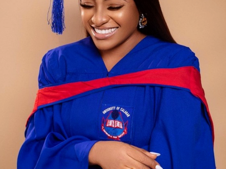 A Nursing Mom Bags First Class Honour In UNICAL, Breaks 44 Years Departmental Record.