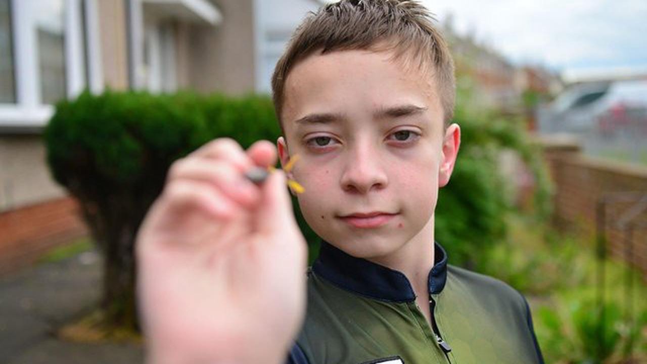 Hartlepool teenager to compete in junior darts world championship