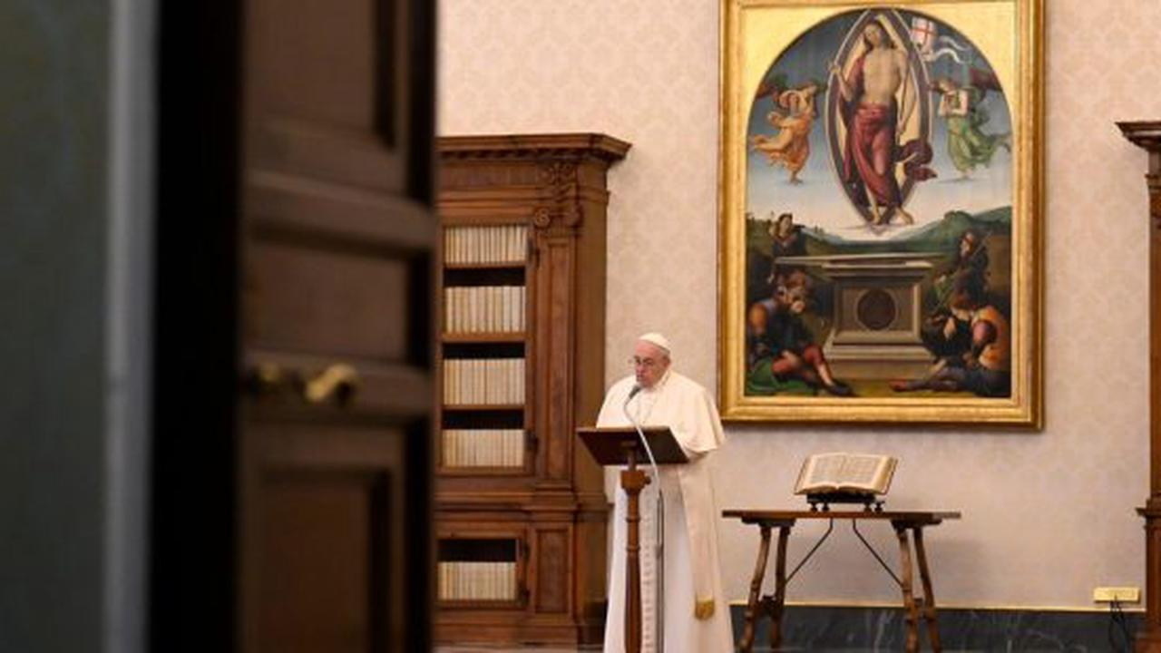 Le pape François décrète une journée mondiale des grands-parents et des personnes âgées