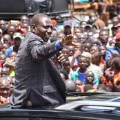 How Ruto Described Raila, Kalonzo And Mudavadi In Meru Leaving Supporters Excited