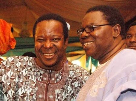 Chief Commander Ebenezer Obey and King Sunny Ade : The Story of Two Rivals