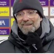 Klopp Reacts On United's Possible Penalty Against Manchester United