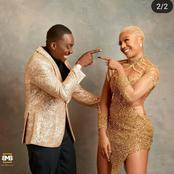 Friendship goals: See 10 beautiful photos of Nigerian Actress Nancy Isime with Bovi the Comedian