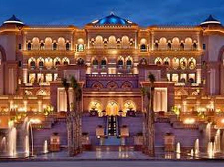 See photos of Emirate Palace worth 3 billion USD