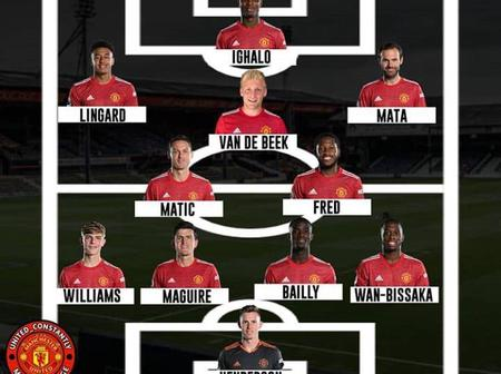 Opinion: Chelsea Will Be Afraid To Play With Man-Utd If 'Ole' Ever Use This Powerful Formation