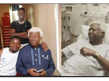 The Nollywood Legend That Died Today Reportedly Battled With Diabetes