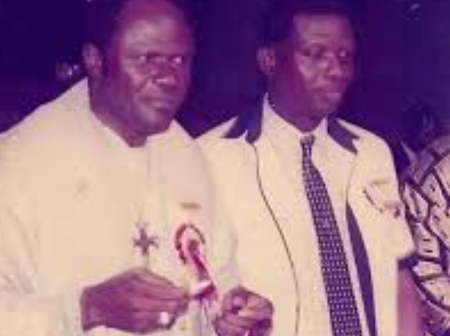Photos Of Pastor Adeboye, Oyedepo, Oke, T.L. Osbone And Others With Bishop Benson Idahosa