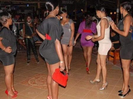 We Are Prepared To Do House-To-House Service - Tarkwa Prostitutes