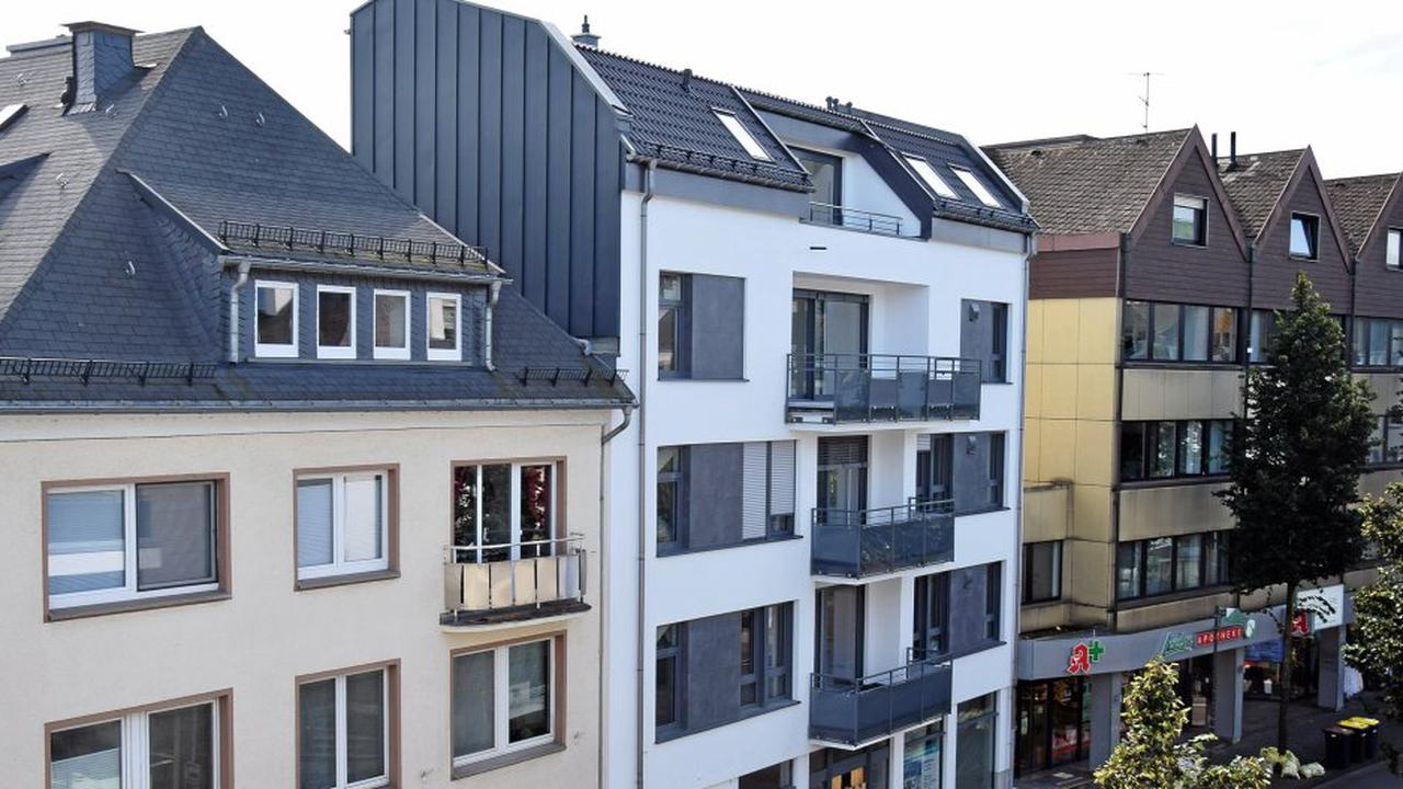 Neue Wohnungen in Olpe City: Martinstraße wieder komplett