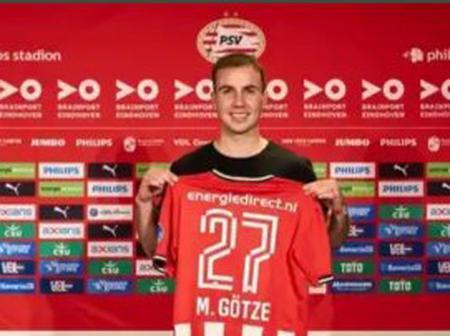 Fomer Borussia Dortmund And Germany Midfielder Joins PSV