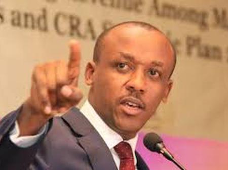 Mutula Kilonzo Reacts to Irungu Kangata's Latest Message