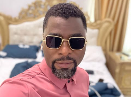 At 50, Popular Yoruba Actor, Ibrahim Chatta Looks Handsome. See His New Photos