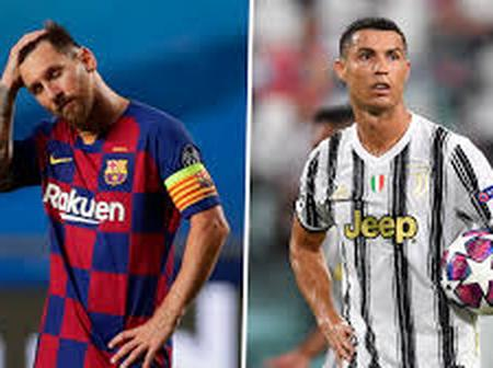 Messi a different Alien to Ronaldo and will stay at Barca for a long time -  Trincao