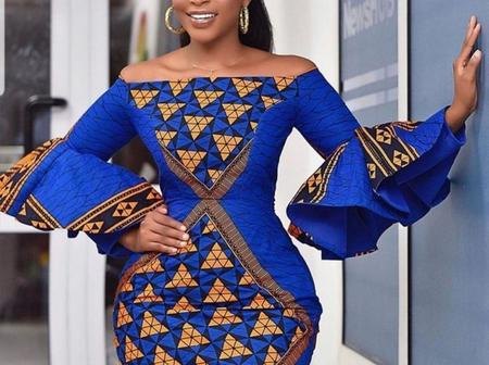 Ladies, Check Out These Splendid And Lovable Ankara Dress Styles