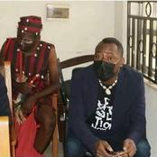 Nigeria/Convoqué par un juge de Tribunal, le prévenu se fait accompagner de son féticheur.