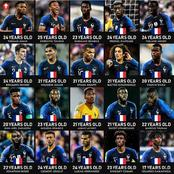 How France, Italy And Germany Squads Would Look Like In The Future