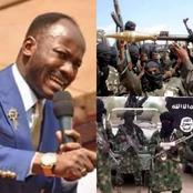 Apostle Suleiman Spit Fire Over The Rate Of Terrorism And Abductions. Read What He Said Will Happen