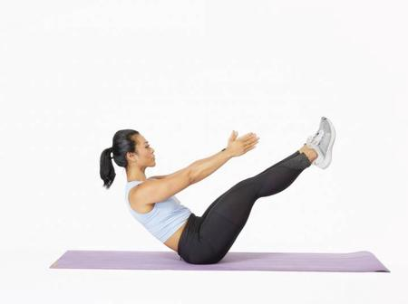Check Out 10 Minutes Exercise Suitable for Building Abdominal Muscles