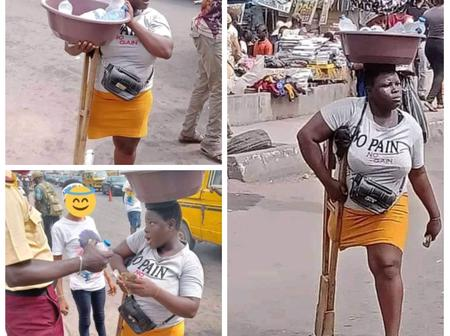She Refused To Be A Fraudstar, See What She Does For A Living That Got People Talking
