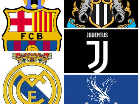 UPDATE: Fears As Barcelona Set To Lose A World-Class Attacker, Real Madrid & Juventus Stars To EPL