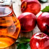 How To Use Apple  Cider Vinegar To Reduce Belly Fat And Weight Loss