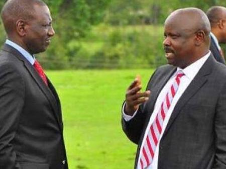 Storm In Ruto's Camp As Mp Accuse Other Of Being A 'Mole'