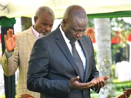 William Ruto Gets Boost As Politician Joins His Camp