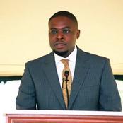 Nairobi Senator Johnson Sakaja Dragged into 7.8 Billion Scandal