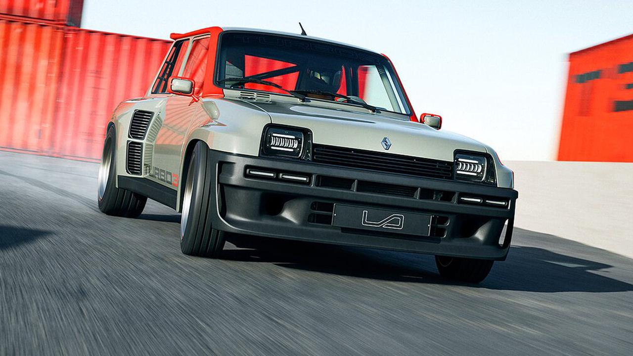 Renault 5 Turbo 3 (2021): Widebody-Restomod holt Rallye-R5 zurück