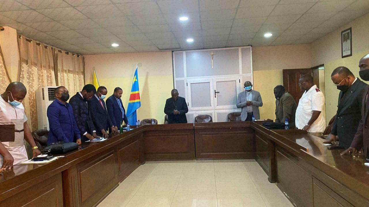RDC: les Églises s'appêtrent à proposer leurs noms pour la présidence de la Céni