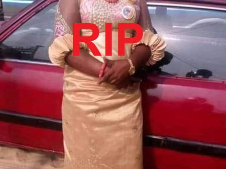 Lessons Nigerians Need To Learn As A Mother Of 4 Commits Suicide By Allegedly Drinking Sniper