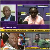 You Have A Week To Produce Evidence To That Allegation - Capt. Koda Orders NDC's Dallas