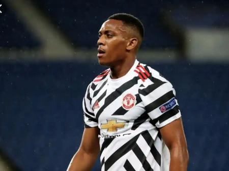 Martial Is Yet To Prove Himself In Front Of Goals.