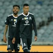 Happy Jele and Thulani Hlatswayo combination paying of for Orlando Pirates