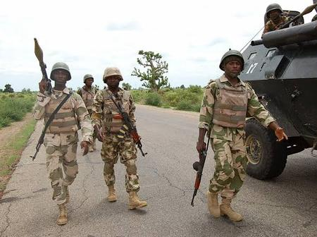 Nigerian Army Announces Victory Over Bandits In Essien Udim LGA Of Akwa Ibom State