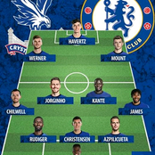 Chelsea Ready To Bounce Back as Tuchel Last Minute Changes to the Starting XI Line Up Excites Fans