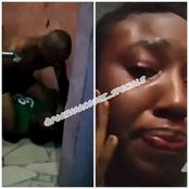 Girl Rebukes Father After He Beats Her Up For Bringing A Man Home (VIDEO)