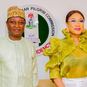 Tonto Dikeh bags new appointment with Nigerian Christian Pilgrim Commission