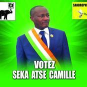 Campagne Législatives: Témoignage exclusif du député Seka Atsé Camille, sur les intimidations vécues