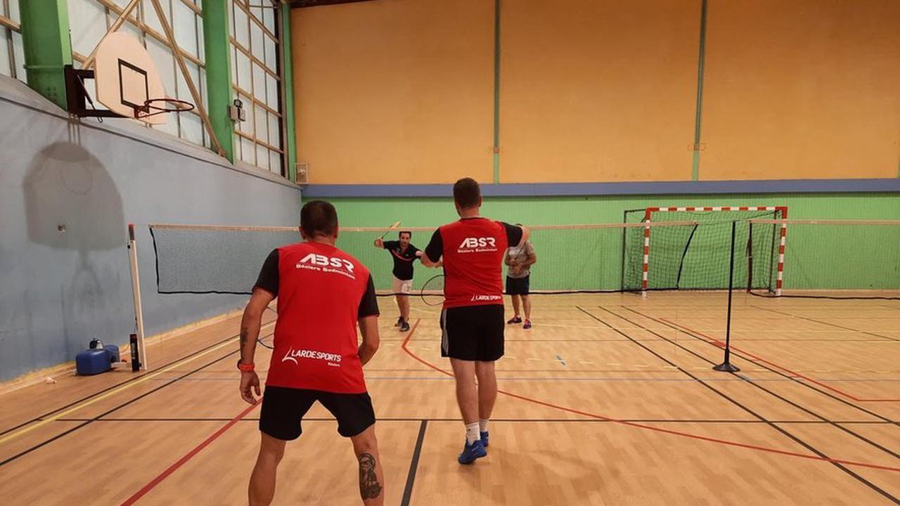 Badminton : à Béziers, les fous du volant veulent y croire