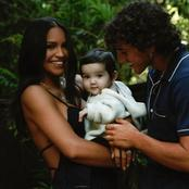 American Singer Cassie, Finally Showed Off Her Beautiful Daughter and Husband in Adorable Photos