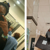The Day I Left Nigeria In 2013 And Me Now - Lady
