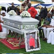 See More Photos From The Burial of Former Abia State PDP Chairman in Umuahia, Abia State