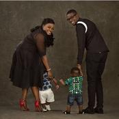 Photos: See Some Nigeria Celebrities With Their Family