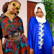 Beautiful Photos Of Zuchu In Her Ramadhan Outifit That You Will Love