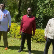 Oparanya Makes a U-Turn on Raila-Ruto's Pact, Alleges There is 'Something Missing' as he States This