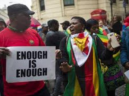 Big Trouble For All Zimbabweans In South Africa