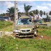 Sassako (Jacqueville) / violente collision entre un véhicule et une moto : bilan 1 mort et 1 blessé