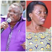 COTU Boss Francis Atwoli Breaths Fire After Martha Karua Tells Him To Consider Term Limits