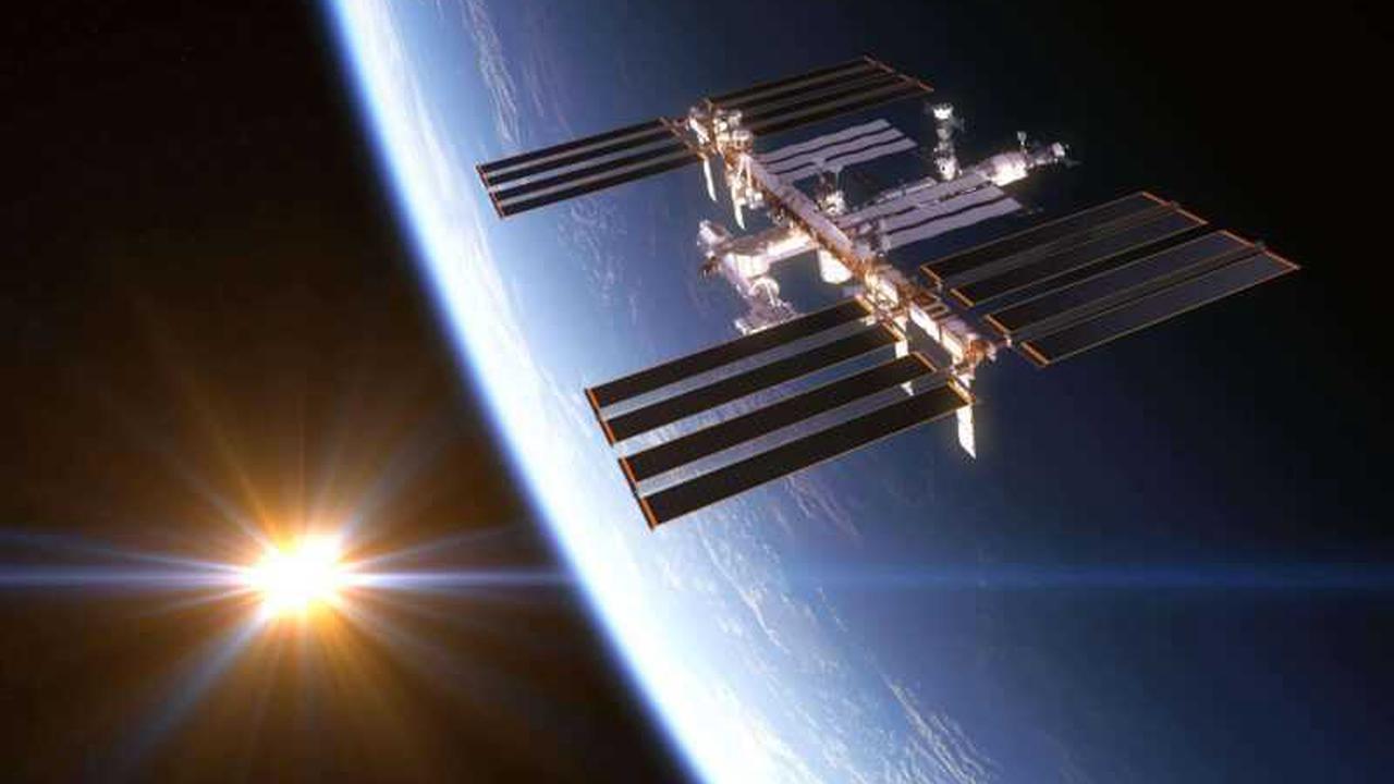 La NASA publie les meilleures images scientifiques de la Station spatiale internationale en 2020